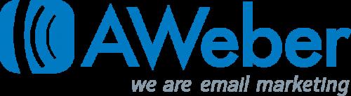 Aweber Logo Blue