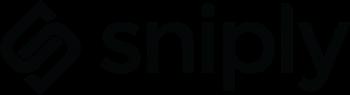 Sniply Logo Black