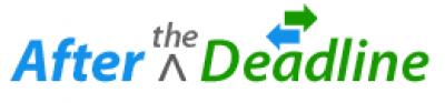 After The Deadline logo