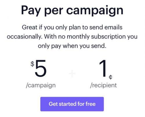 Campaign Monitor Per Per Campaign Pricing