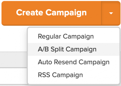 Create Campaign In Mailerlite