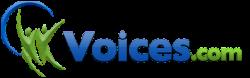 voices com logo